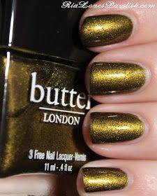 """Butter London """"Wallis"""""""