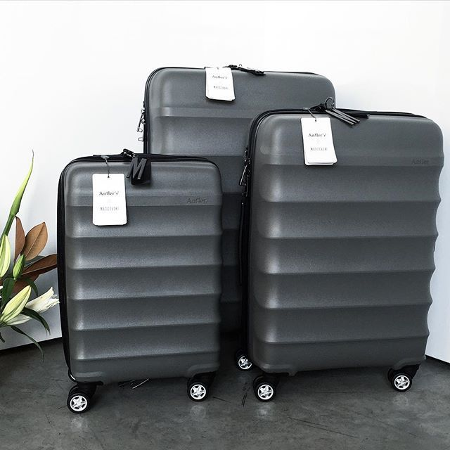 JUNO Collaboration with Antler Luggage + Maticevski | Exclusive to Myer | tonimaticevski.com