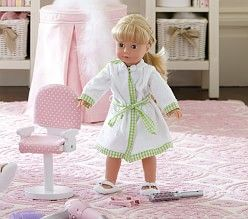 Doll spa outfit | Pottery Barn Kids