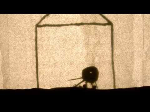 """Music video for Little Dragon. Also acts as a pilot for short film """"Dreams from the Woods"""".  A shadow puppet theater featuring the little girl, the big bird and the skeleton.  Directed by Johannes Nyholm. Puppet Masters: Yukimi Nagano, Håkan Wirenstrand, Fredrik Källgren Wallin, Erik Bodin, Elias Araya, Aime Hellrand, Henrik Malmgren, Andreas Korsár and Kurt Lightner."""