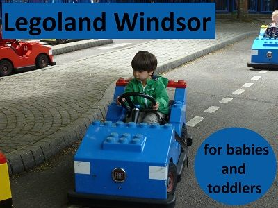 Jennifer's Little World blog - Parenting, craft and travel: Legoland Windsor with babies and toddlers