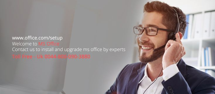 MS Office Setup Support is an important part of complete package which is employed by professionals and non-professionals.