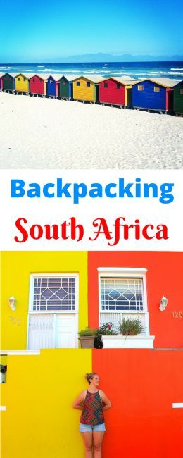 Backpacking South Africa? This is the only guide you'll need, packed full of useful tips, essential advice and lots of adventure!
