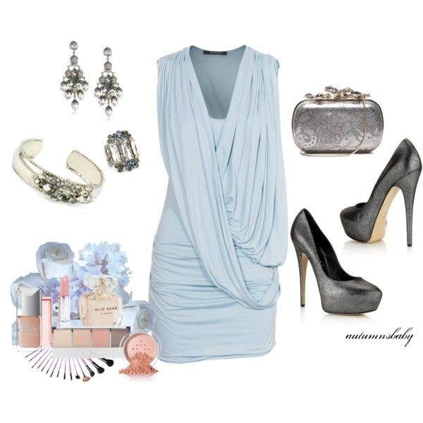 """Sashay!"": The Dress, Polyvore, Sashay"