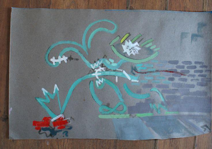 RADIM KOROS / DESTINY / akryl