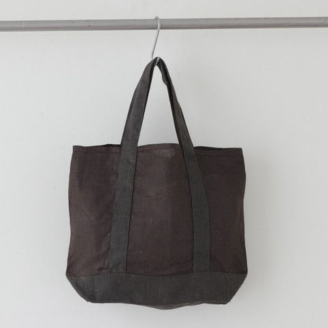 Crick & Watson - Chocolate Herringbone Jeanine Bag