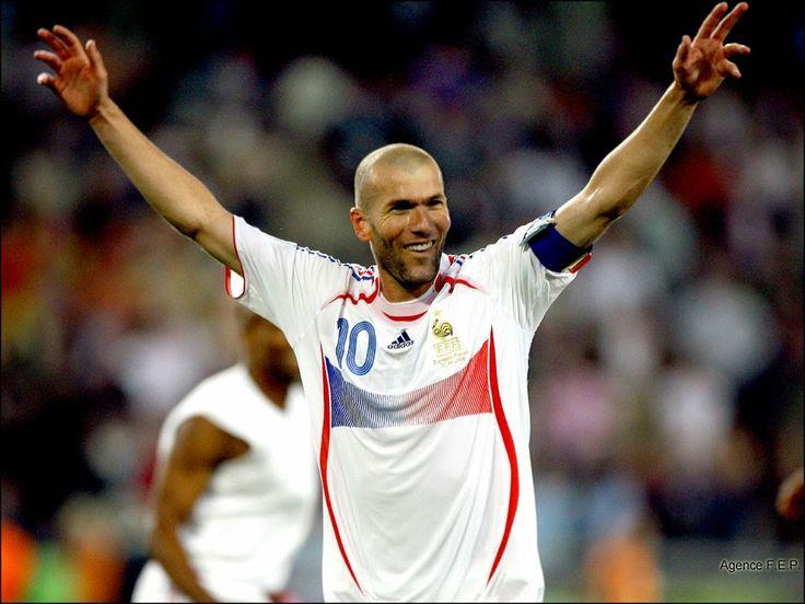 Zinedine Zidane HD Images 10