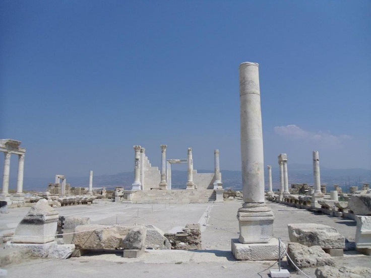 Leodikea Ancient City , Denizli , TURKEY