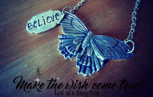 Make the wish come true! #belive