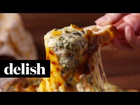 Best Bacon Spinach Dip Recipe-How To Make Bacon Spinach Dip—Delish.com