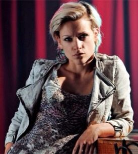 Veerle Baetens, Belgian actress and singer