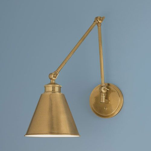 Swing Arm Wall Sconce West Elm : 1000+ ideas about Swing Arm Wall Lamps on Pinterest Wall Lamps, Swing Arm Lamps and Sconces