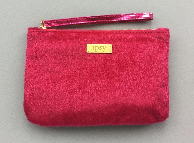 ipsy Makeup Bag (December 2016) - Asking $1. New, unused.