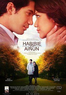 Habibie & Ainun.. romantic movie and full of tears
