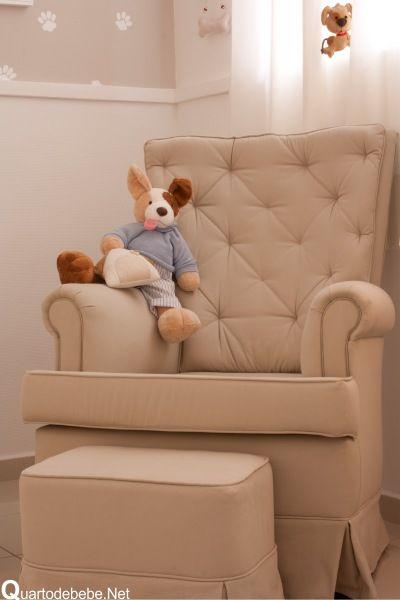 decoração de quarto de bebê cachorrinho