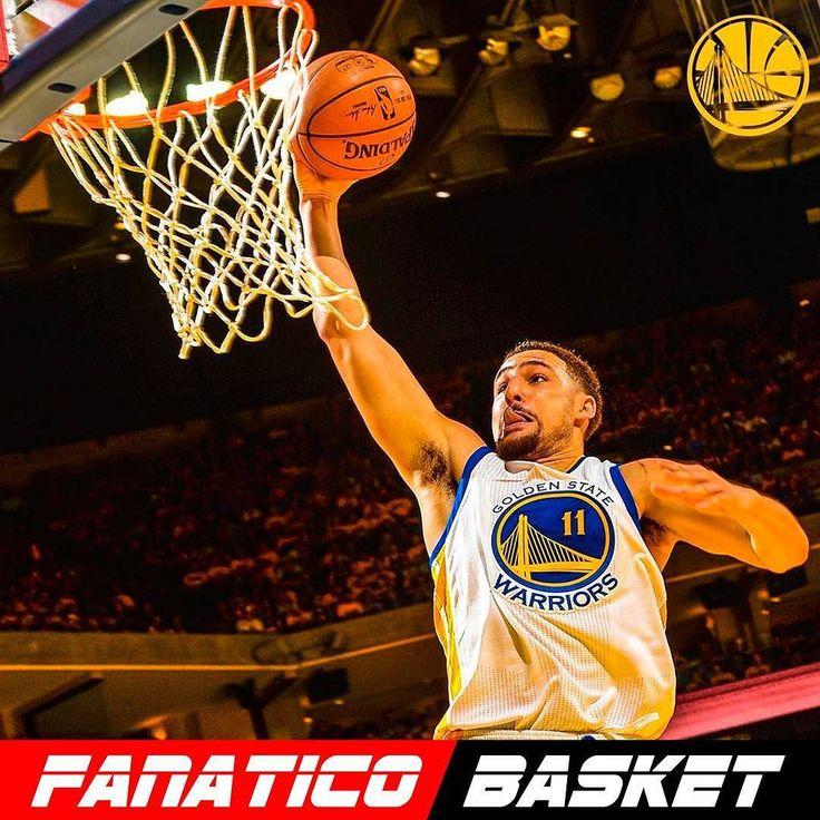 #FanaticoBasket #Pasion #Por #El #Baloncesto #NBA #ThisisWhyWePlay #Basket #Basketball  #2016 #GoldenStateWarriors #Warriors #Klay #11