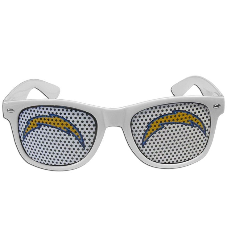 Los Angeles Chargers Game Day Shades FWGD040W