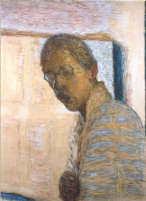 Pierre Bonnard, Self-portrait, 1911