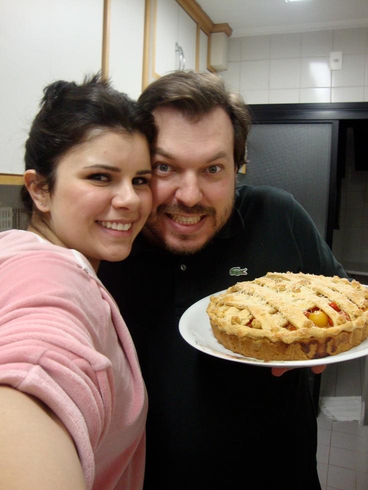 Tomato Pie.