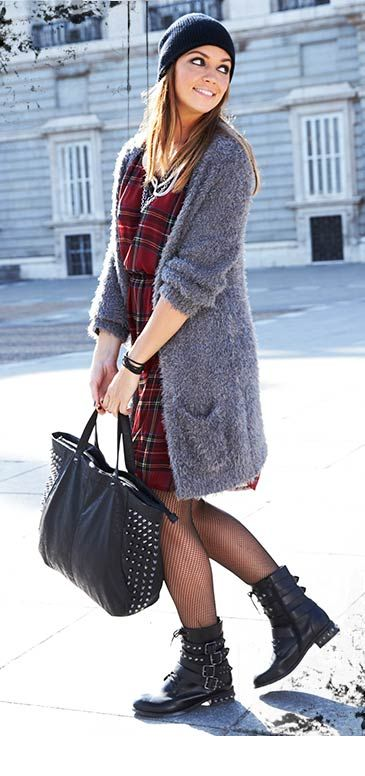 Grunge Outfit - Plus Size / SImply Be