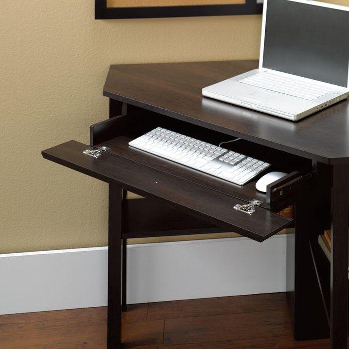 Corner Kitchen Desk Designs: 1000+ Ideas About Corner Computer Desks On Pinterest