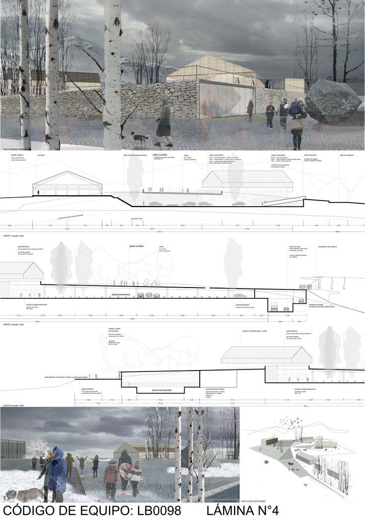 Lb0098 lamina 2000 2826 paisajismo y mobiliario for Paisajismo urbano