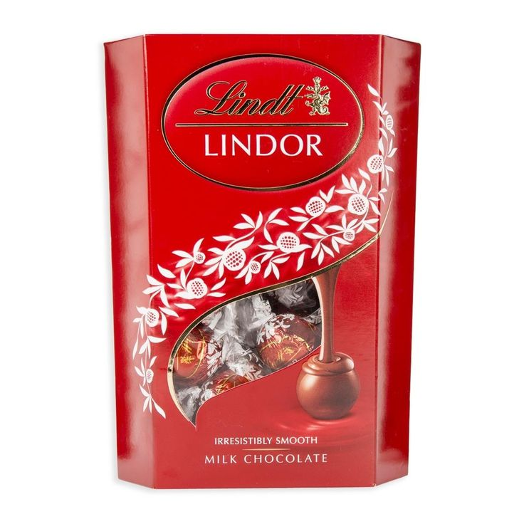 Lindt Lindor Milk Chocolate 500g