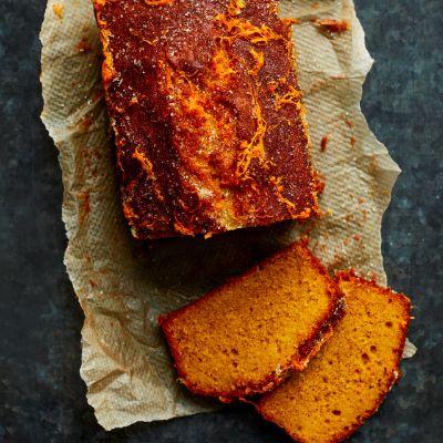 Seville orange drizzle cake