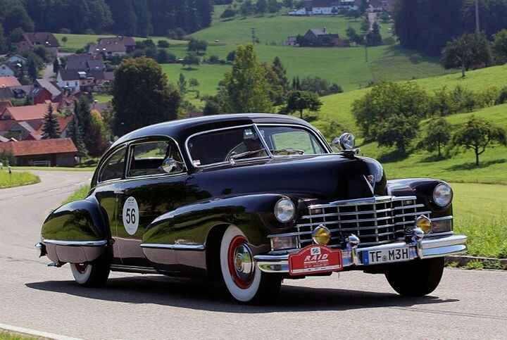 23 best 1942 Cadillac Fastback images on Pinterest | Cadillac ...