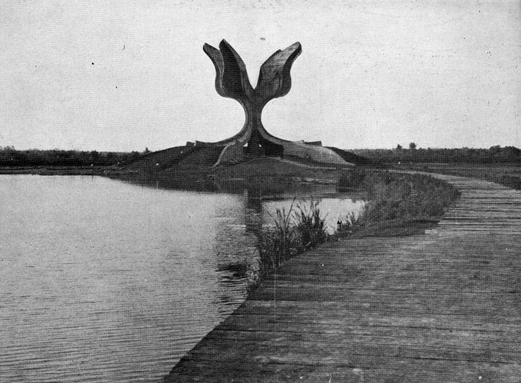 Jasenovac #monument #spomeniky #architecture #art