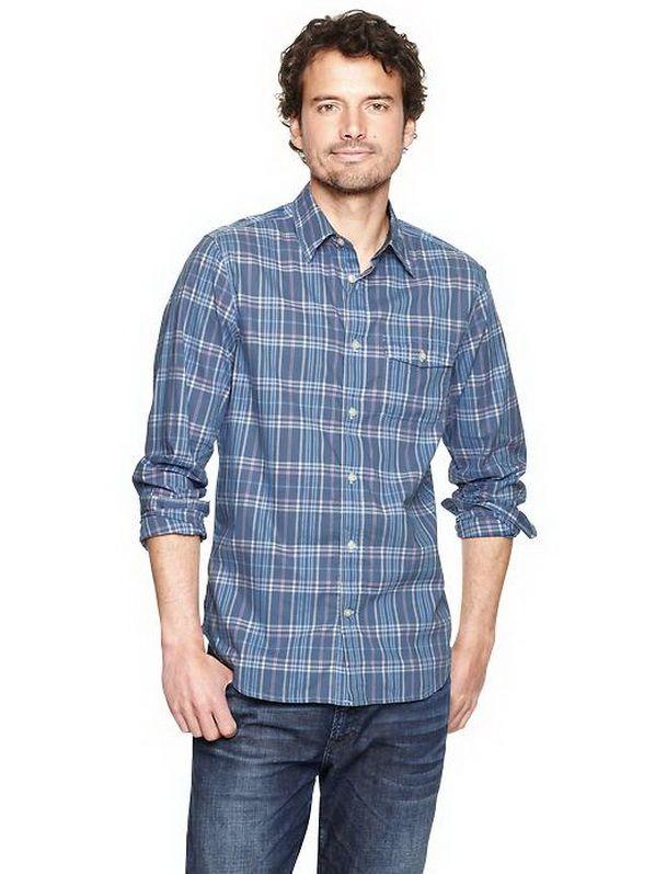 Gap Spring 2013 Casual Shirts for Men