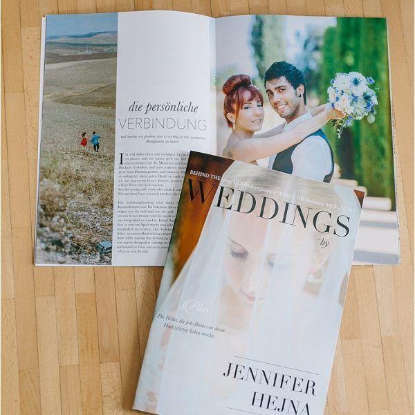 Marketing Template for wedding photographers, the photographer magazine