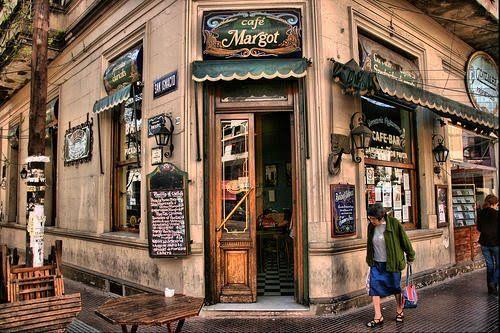"""""""""""CAFE MARGOT"""""""" viejo bodegon de Buenos Aires http://www.guiaoleo.com.ar/restaurantes/margot-6"""