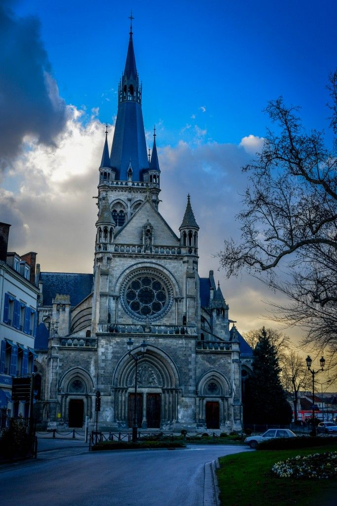 Epernay Cathedral, France                                                                                                                                                     More