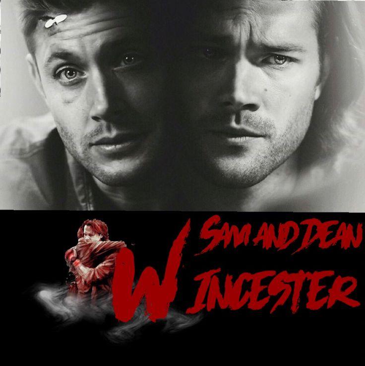 Sam and Dean Winchester  By LyingTeenDiaries on Instagram