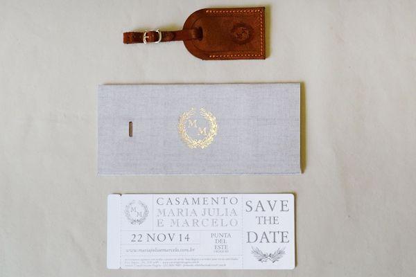 10 opções divertidas de save the date - Constance Zahn | Casamentos