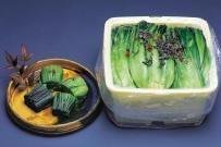 Pickled vegetables Hiroshima.広島菜漬。
