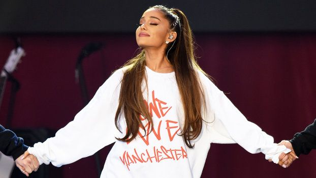 """Ariana Grande's """"Over the Rainbow"""" Cover Is Now a Charity Single"""