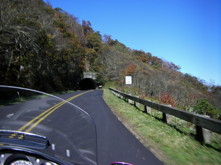 Blue Ridge Parkway.  2009