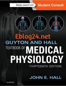 Guyton and Hall Medical physiology Textbook PDF 13E Download