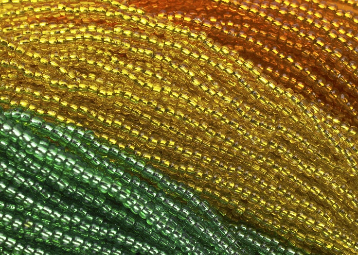 yes,seed beads