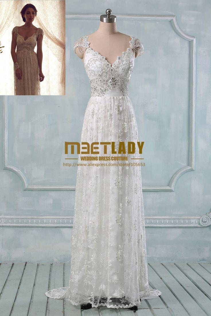 Реальные образцы свадебное платье с бантом длинные кружева свадебное платье с коротким рукавом роскошные бисером свадебное платье с открытой спиной ZY218