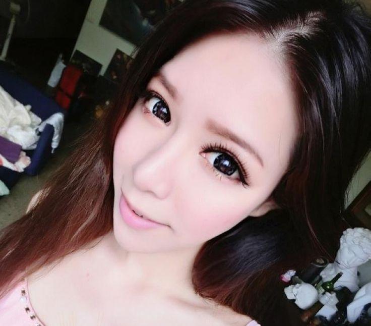 Dark Eyes Wholesale Cosmetic Contact Lens Multi-Color Star Diamond Makeup Grey