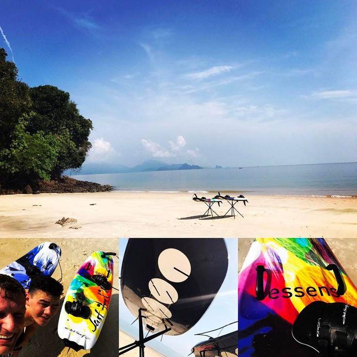 JetSurf trip to Langkawi Malaysia. http://jetsurfblog.com/en/jetsurf-trips-langkawi-malaysia/