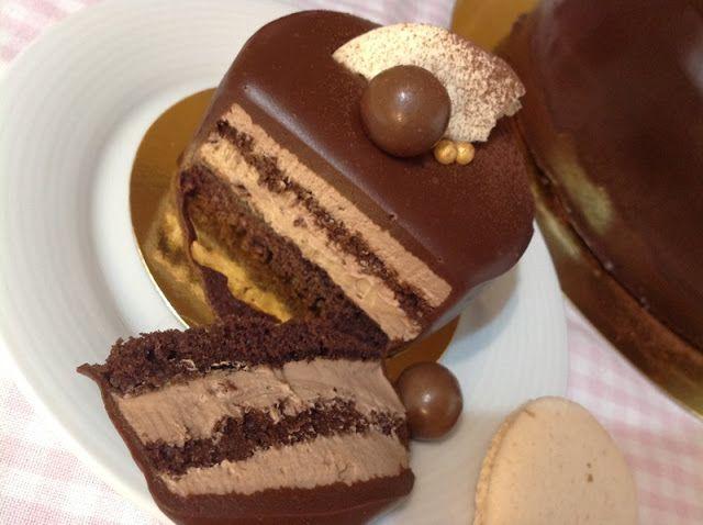 VÍKENDOVÉ PEČENÍ: Pařížský dort