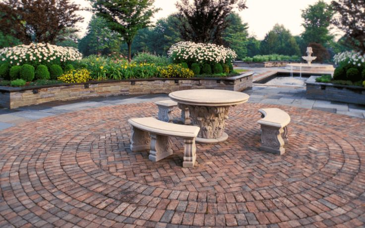 20 Stunning Outdoor Patio Paver Ideas For Your Home With