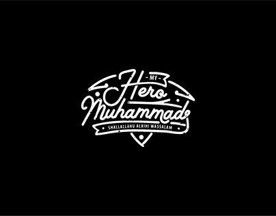 "Check out new work on my @Behance portfolio: ""My Hero Muhammad SAW"" http://be.net/gallery/45627205/My-Hero-Muhammad-SAW"
