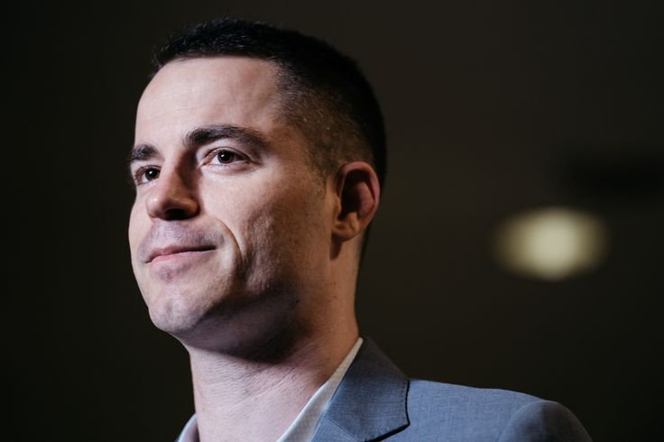 One of the earliest investors in the cryptocurrency, Roger Ver, preaches his sometimes controversial gospel of bitcoin. (Source: Bloomberg)
