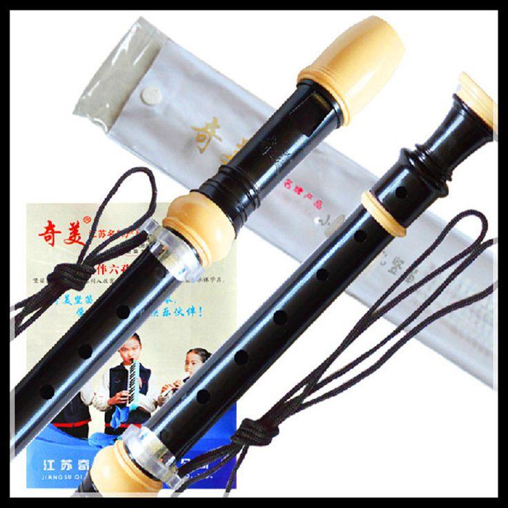 Цветные кларнеты высокий голос 6 отверстие с G кларнет Instrumentos Musicais флейта пластиковые для начинающих цветные кларнеты