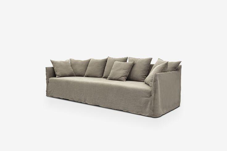 Joe deep sofa khaki